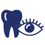 Dental and Optical Coverage Holiday icons