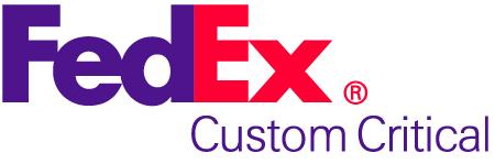 Fedex Custom Critical Logo